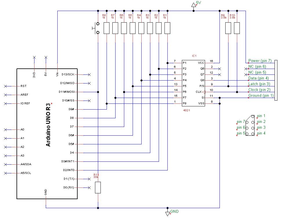 Nes Wiring Diagram   Wiring Diagrams on